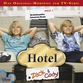 Disney - Hotel Zack & Cody - Folge 3 (MP3-Download)