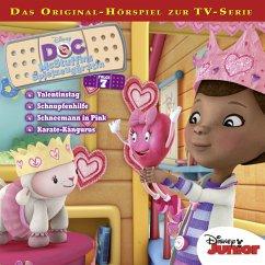 Doc McStuffins - Folge 7 (MP3-Download) - Bingenheimer, Gabriele