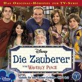 Disney Die Zauberer vom Waverly Place - Folge 7 (MP3-Download)