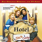 Disney - Hotel Zack & Cody - Folge 1 (MP3-Download)