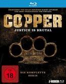 Copper - Justice is brutal. Die komplette Serie