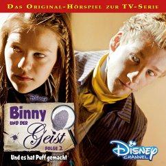 Und es hat Puff gemacht / Binny und der Geist Bd.2 (MP3-Download)