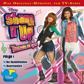 Disney - Shake it up - Tanzen ist Alles - Folge 1 (MP3-Download)