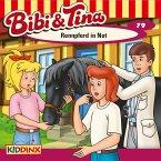 Bibi & Tina - Folge 79: Rennpferd in Not (MP3-Download)