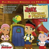 Disney - Jake und die Nimmerland Piraten - Folge 2 (MP3-Download)