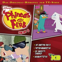 Disney - Phineas und Ferb - Folge 5 (MP3-Download) - Bingenheimer, Gabriele