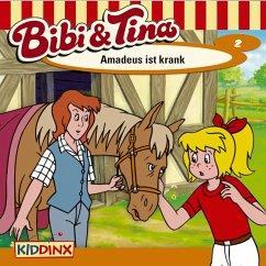 Bibi & Tina - Folge 2: Amadeus ist krank (MP3-Download)