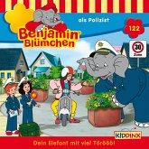 Benjamin Blümchen als Polizist (MP3-Download)