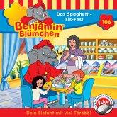 Benjamin Blümchen - Das Spaghetti-Eis-Fest (MP3-Download)