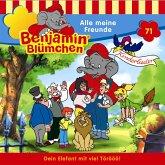 Benjamin Blümchen - Alle meine Freunde (MP3-Download)