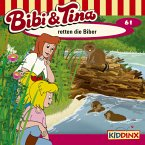 Bibi & Tina - Folge 61: … retten die Biber (MP3-Download)