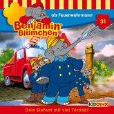 Benjamin Blümchen - ... als Feuerwehrmann (MP3-Download)