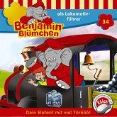 Benjamin Blümchen - ...als Lokomotivführer (MP3-Download)