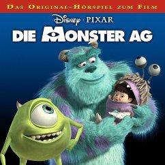 Disney - Die Monster AG (MP3-Download)