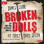 Broken Dolls - Er tötet ihre Seelen / Jefferson Winter Bd.1 (MP3-Download)