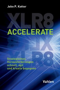 Accelerate (eBook, ePUB) - Kotter, John P.
