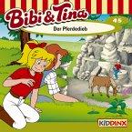 Bibi & Tina - Folge 45: Der Pferdedieb (MP3-Download)