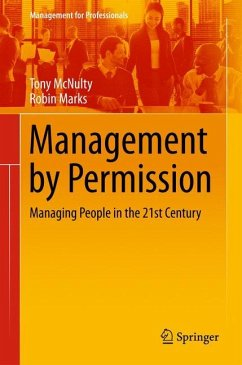 Management by Permission - McNulty, Tony;Marks, Robin