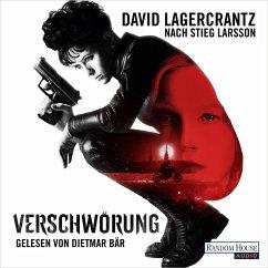 Verschwörung / Millennium Bd.4 (MP3-Download) - Lagercrantz, David