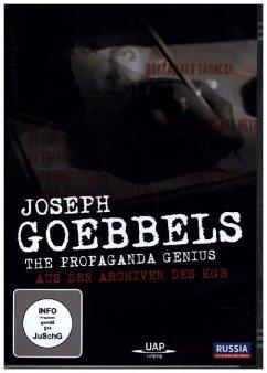 Joseph Goebbels - The Propaganda Genius, 1 DVD
