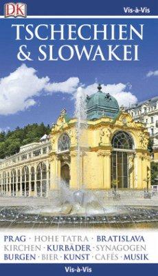 Vis-à-Vis Reiseführer Tschechien & Slowakei