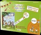Die schönsten Kinderlieder zum Mitsingen, TING Starter-Set, Buch u. Hörstift