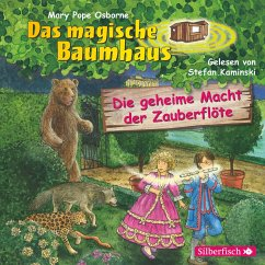 Die geheime Macht der Zauberflöte / Das magische Baumhaus Bd.39 (MP3-Download) - Pope Osborne, Mary