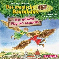 Der geheime Flug des Leonardo / Das magische Baumhaus Bd.36 (MP3-Download) - Pope Osborne, Mary