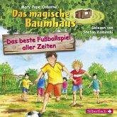 Das beste Fußballspiel aller Zeiten / Das magische Baumhaus Bd.50 (MP3-Download)