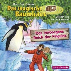 Das verborgene Reich der Pinguine / Das magische Baumhaus Bd.38 (MP3-Download) - Pope Osborne , Mary
