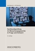 Sachkundeprüfung im Bewachungsgewerbe in Frage und Antwort (eBook, PDF)