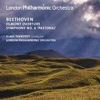 F Sinfonie 6 'Pastoral'/Egmont Overture