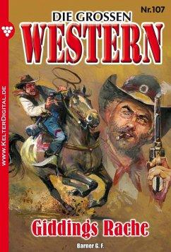 Die großen Western 107 (eBook, ePUB)