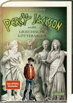 Griechische Göttersagen - Riordan, Rick