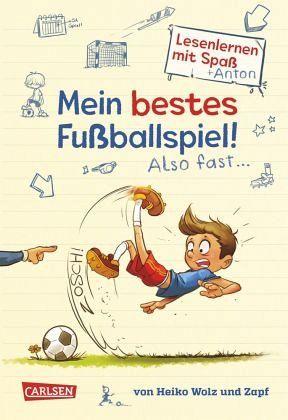 Buch-Reihe Lesenlernen mit Spaß + Anton