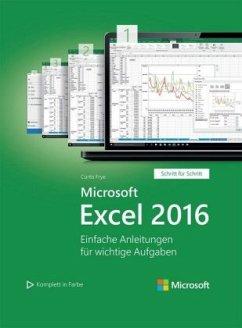 Microsoft Excel 2016 - Frye, Curtis D.