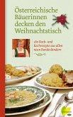 Österreichische Bäuerinnen decken den Weihnachtstisch (eBook, ePUB)