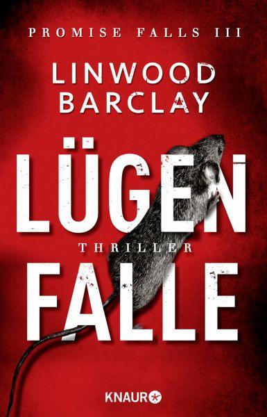 Buch-Reihe Trilogie der Lügen