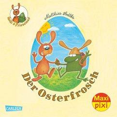 Nulli und Priesemut: Der Osterfrosch
