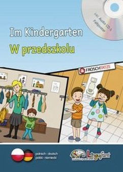Lingufant - Im Kindergarten/En la guarderia, Deutsch-Spanisch, m. 1 Audio-CD - Heuer-Diakow, Sabrina