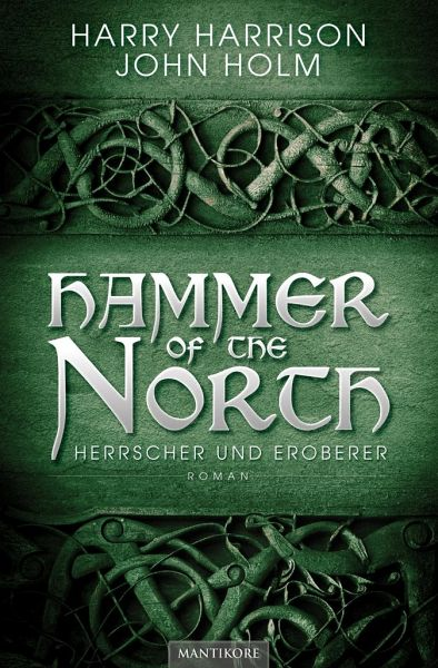 Buch-Reihe Hammer of the North