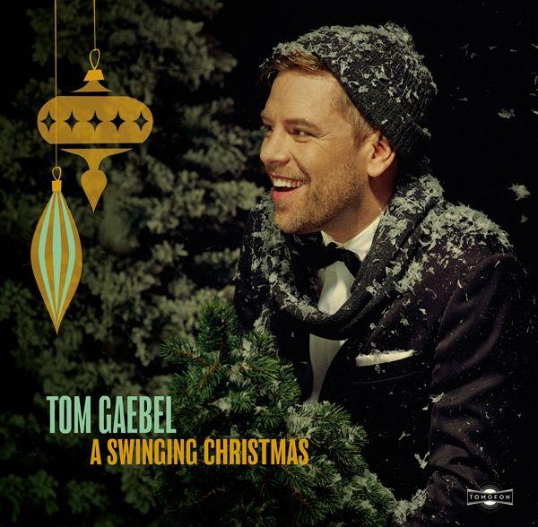 a swinging christmas von tom gaebel cd. Black Bedroom Furniture Sets. Home Design Ideas