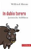 In dubio torero (eBook, ePUB)