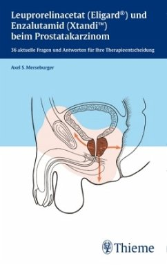Leuprorelinacetat (Eligard®) und Enzalutamid (Xtandi) beim Prostatakarzinom - Merseburger, Axel S.