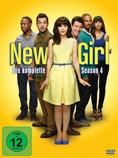 New Girl - Season 4 DVD-Box