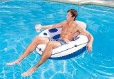 Schwimmsessel Luxury Lounge, Ø 119cm