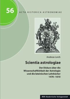 Scientia astrologiae - Lerch, Andreas