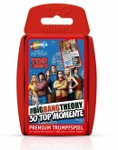 Winning Moves WIN61908 - Top Trumps, The Big Bang Theory, Kartenspiel, Familienspiel
