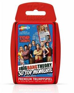 Winning Moves WIN61908 - Top Trumps, The Big Bang Theory, Kartenspiel, Familienspiel