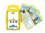 Winning Moves WIN62103 - Top Trumps, Minions, Kartenspiel, Quartett, Familienspiel